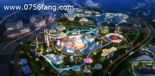 珠海长隆投500亿建第二个主题公园图片