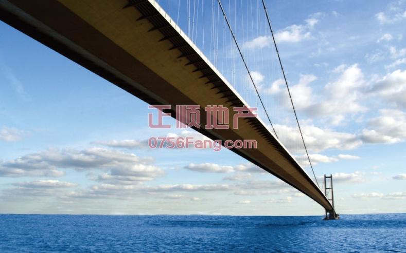 港珠澳大桥726亿投资引爆珠海板块 75家公司受益
