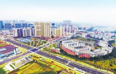 项目火力全开 金湾航空新城建设按下 快捷键